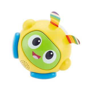 Fisher-Price 费雪 DYM83 婴幼儿发声玩具 翻滚小贝贝