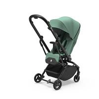 昆塔斯(Quintus)婴儿推车双向轻便Q9Plus高景观可坐躺可双向宝宝伞车 豆蔻绿