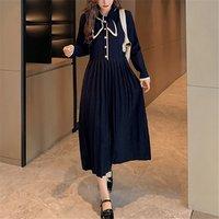 Tonlion 唐狮 62612FC0104496901 女士中长款连衣裙