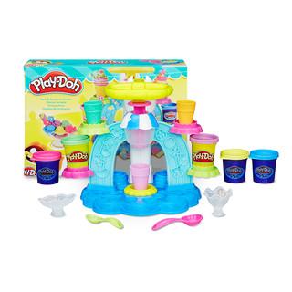 Play-Doh 培乐多 彩泥冰激凌旋风组合套装