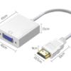 叁條捌 HDMI转VGA线转换器 20cm