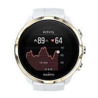 SUUNTO 颂拓 Spartan Sport Wrist HR 智能手表 50mm 白金精钢表盘 白金硅胶表带(GPS)