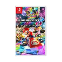 Nintendo 任天堂 Switch游戏卡带《马力欧赛车8 豪华版》中文