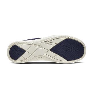 Crocs 卡骆驰 V11270-46K 男士一脚蹬帆布乐福鞋