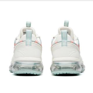 ANTA 安踏 女子跑鞋 922035505-1 白蓝粉 35.5