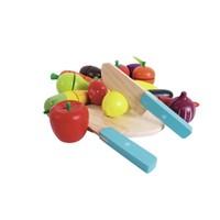 Bravokids 蔬菜水果切切乐儿童玩具套装