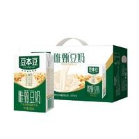 SOYMILK 豆本豆 唯甄豆奶 250ml*24盒