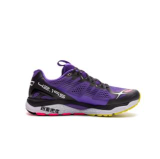 bmai 必迈 Mile42K Pro潜能 女子跑鞋 XRMF003 必迈紫/骑士黑/玫红 35