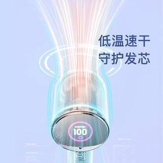zhibai 直白 HL908 电吹风 (银色)