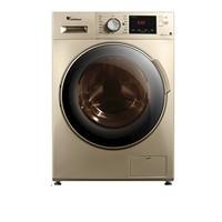 LittleSwan 小天鹅 TG100V22DG 滚筒洗衣机 10kg 摩卡金