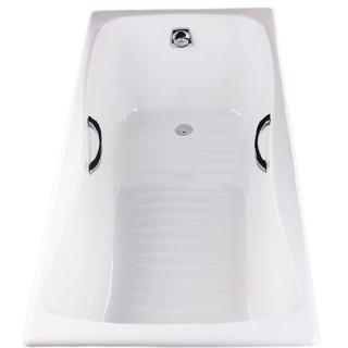 KOHLER 科勒 百利事系列 嵌入式铸铁浴缸