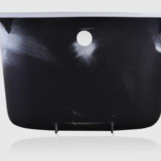 KOHLER 科勒 百利事系列 K-15849T-0 嵌入式铸铁浴缸 1.7m 无扶手孔