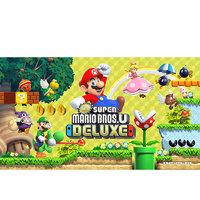 Nintendo 任天堂 国行 Switch游戏兑换卡《新 超级马里奥兄弟U 豪华版》