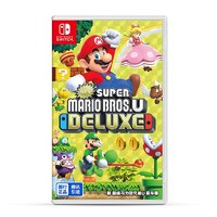 Nintendo 任天堂 国行《新 超级马力欧兄弟U 豪华版》游戏卡带