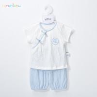 NEWBORN 人之初 婴儿短袖套装