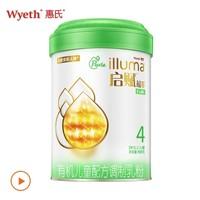 Wyeth 惠氏 启赋 有机蕴萃幼儿配方奶粉 4段 900g克