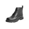 BeLLE 百丽 男士短筒马丁靴 92729DD0 黑色 38