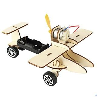 JIMITU 吉米兔  电动滑行飞机 材料包