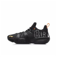 LI-NING 李宁 反伍一代 男子篮球鞋 ABAQ111-3 标准黑 47.5
