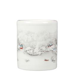欢畅 家居装饰陶瓷小花瓶