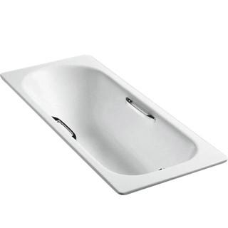 KOHLER 科勒 索尚系列 K-941T-GR-0 嵌入式铸铁浴缸
