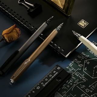 M&G 晨光 AGPH3701 按动中性笔 深空灰 0.5mm 单支装