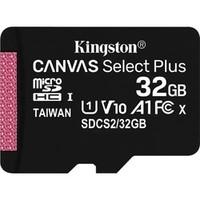 Kingston 金士顿 CANVAS Select Plus TF储存卡 32GB