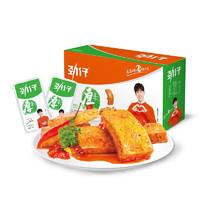 JINZAI 劲仔  豆腐干  泡椒味 25g*20袋/盒