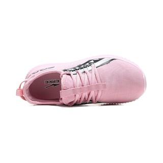 ERKE 鸿星尔克 女童休闲运动鞋 红白 32码