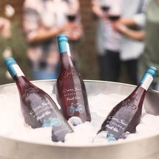 CONOSOR 柯诺苏 自行车系列 黑比诺黑皮诺 干红葡萄酒 透明瓶