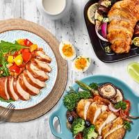小编精选:「轻食轻饮」健身减肥搭档,随时能吃到香嫩的鸡胸肉!