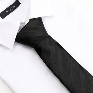 诺帝卡/Nautica 男士经典百搭桑蚕丝商务正装领带礼盒装