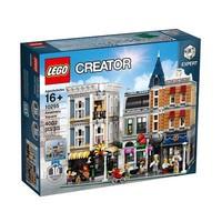 LEGO 乐高 创意百变街景系列 10255城市中心集会广场