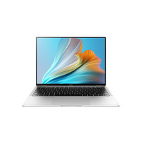 HUAWEI 华为 MateBook X Pro 2021款 13.9英寸 轻薄本 皓月银(酷睿i7-1165G7、核芯显卡、16GB、512GB SSD)