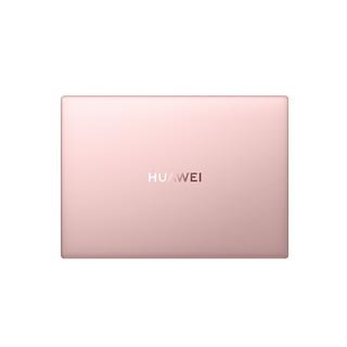 HUAWEI 华为 MateBook X Pro 2021款 13.9英寸 轻薄本 樱粉金(酷睿i7-1165G7、核芯显卡、16GB、512GB SSD、3K、60Hz)