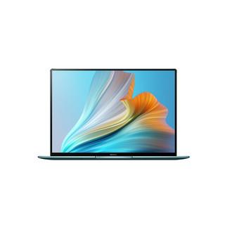 HUAWEI 华为 MateBook X Pro 2021款 13.9英寸 轻薄本 翡冷翠(酷睿i7-1165G7、核芯显卡、16GB、512GB SSD、3K、60Hz)