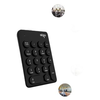 aigo 爱国者 N18 18键 2.4G无线薄膜键盘
