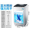志高(CHIGO)7.5KG洗脱一体洗鞋机 家用小型全自动可脱水刷鞋机器 懒人神器抖音同款风干擦鞋机
