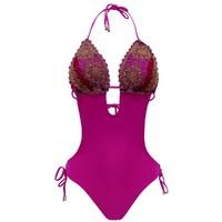 BALNEAIRE 范德安  60369W 女子连体泳衣