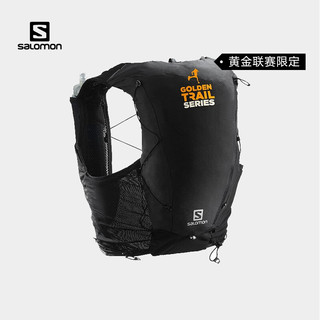 salomon 萨洛蒙 RUNNING系列 LC1545200 通用款越野跑水袋双肩包