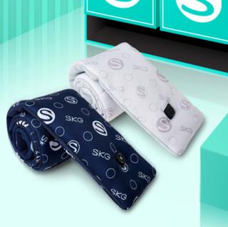 SKG N3 护颈仪 银灰色+藏蓝色 情侣礼盒款