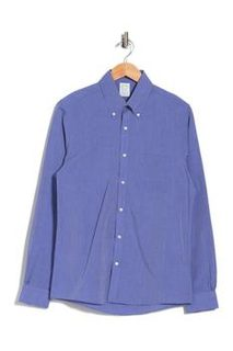 Solid Long Sleeve Milano Fit Shirt