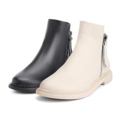 SENDA 森达 女款加绒短靴