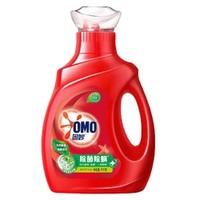 OMO 奥妙 除菌除螨系列 洗衣液 1kg+400g+金纺补充装