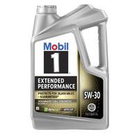 Mobil 美孚 长效EP 5W-30 SN级 全合成机油 5QT