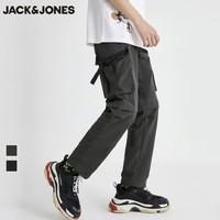 JACK JONES 杰克琼斯  220314030 防泼水工装裤