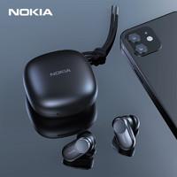 诺基亚 (NOKIA) P3802A 真无线蓝牙耳机ANC主动降噪入耳听歌运动游戏学习防噪安卓苹果手机通用长续航 曜石黑