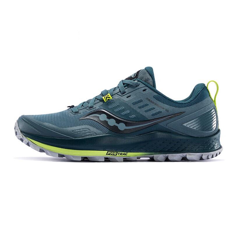 saucony 索康尼 Peregrine 10 男子跑鞋 S20556