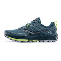 saucony 索康尼 Peregrine 10 男子跑鞋 S20556-30 深兰灰 44.5