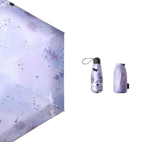 BANANA UNDER 蕉下 光年系列 BU9079 6骨晴雨伞 紫色
